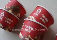 12oz Professional Ice Cream Paper Cups Customized Single Wall Paper Cups