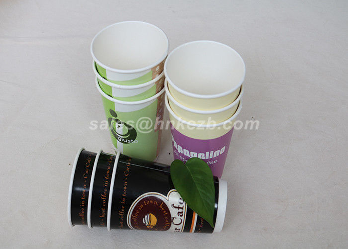 SGS FDA Certified Double Wall Coffee Paper Takeaway Hot Drinks Cups 20 Oz